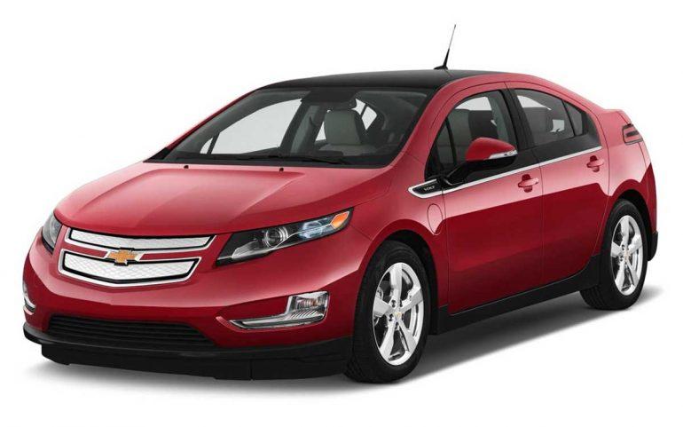 2013 Chevrolet Volt - Review