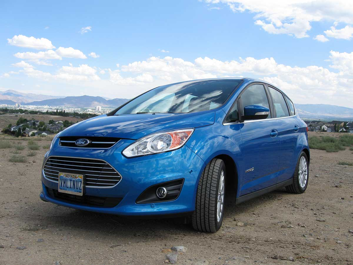 2013 Ford C-Max Hybrid - Review