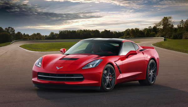 Corvette Stingray Tops Fuel Efficient Sports Cars List - List of sports cars