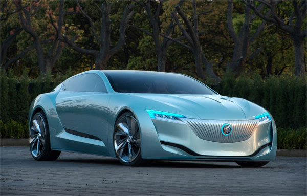 Buick Riviera Concept is in Top 10 Cars at Shanghai Auto Show