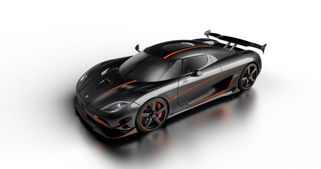 Koenigsegg Agera RS- Rank#2 in Fastest Cars in the World