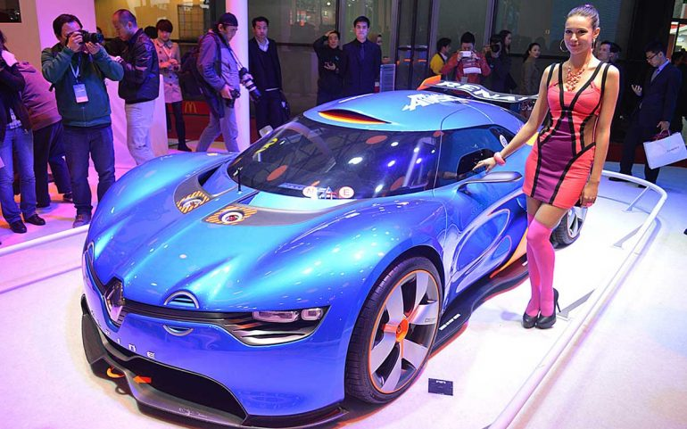 Top 10 Cars at Shanghai Auto Show 2013