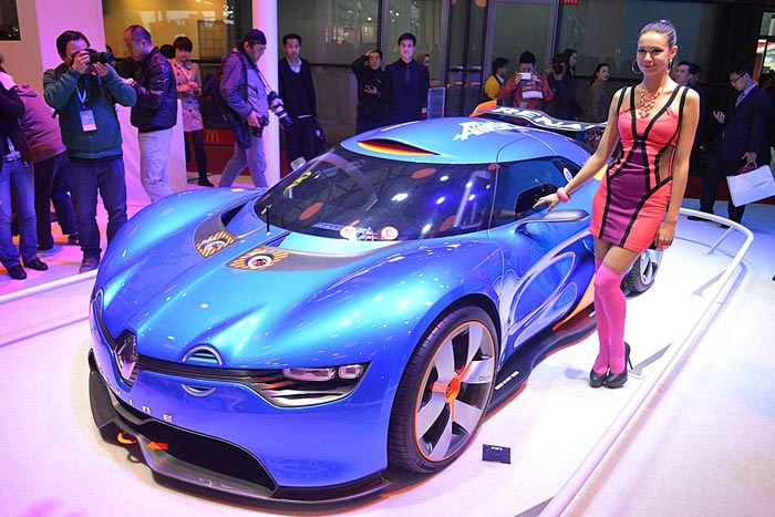 Top 10 Cars at Shanghai Auto Show