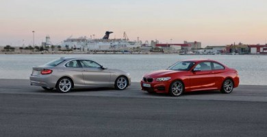 The BMW 2 Series Coupe
