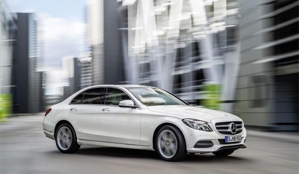 Mercedes-Benz C Class Saloon's