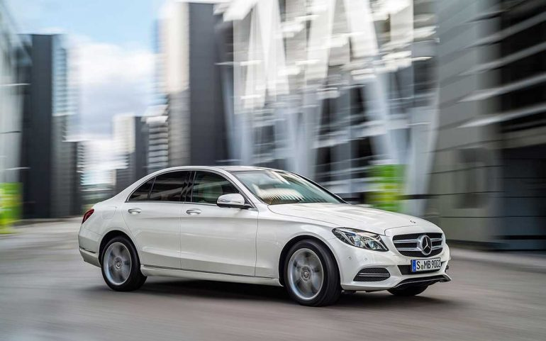 mercedes benz c class saloons price and specs proclaimed