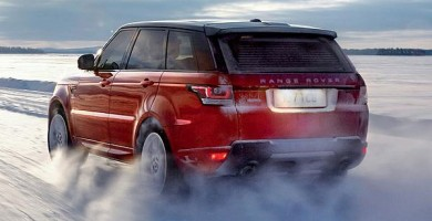 2014 Land Rover's Range Rover Sport Super-charged