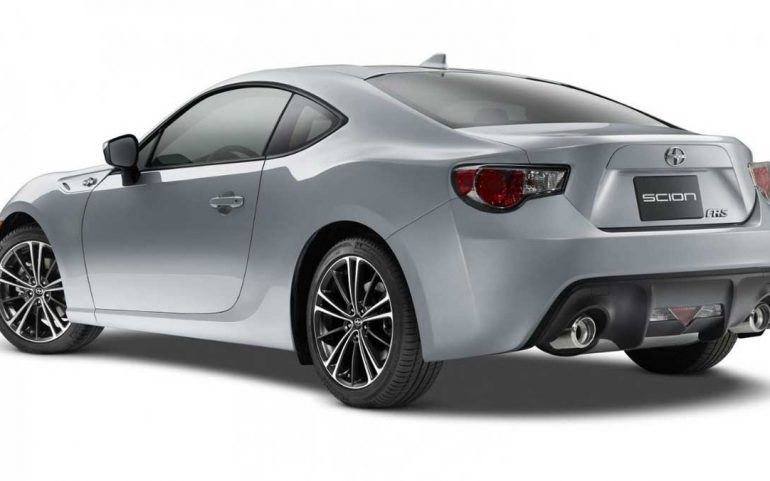 Scion brings The New Appearance for fr s in 2015