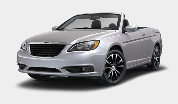 Chrysler 200 Convertible S