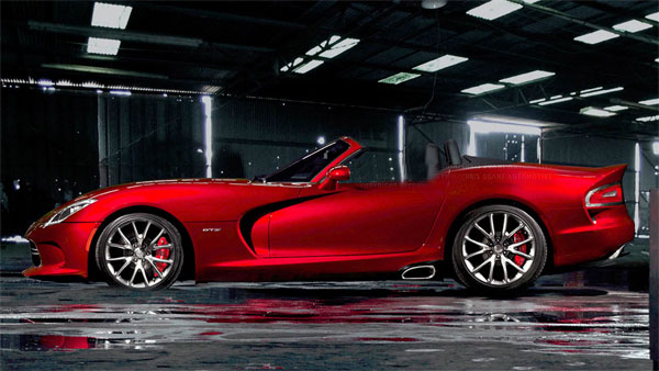 SRT Viper Roadster