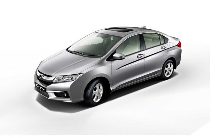 New Honda City the new package