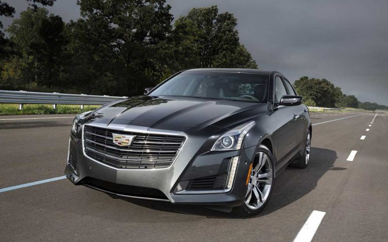 Super Cruise and v2v Technologies on select 2017 cadillac models