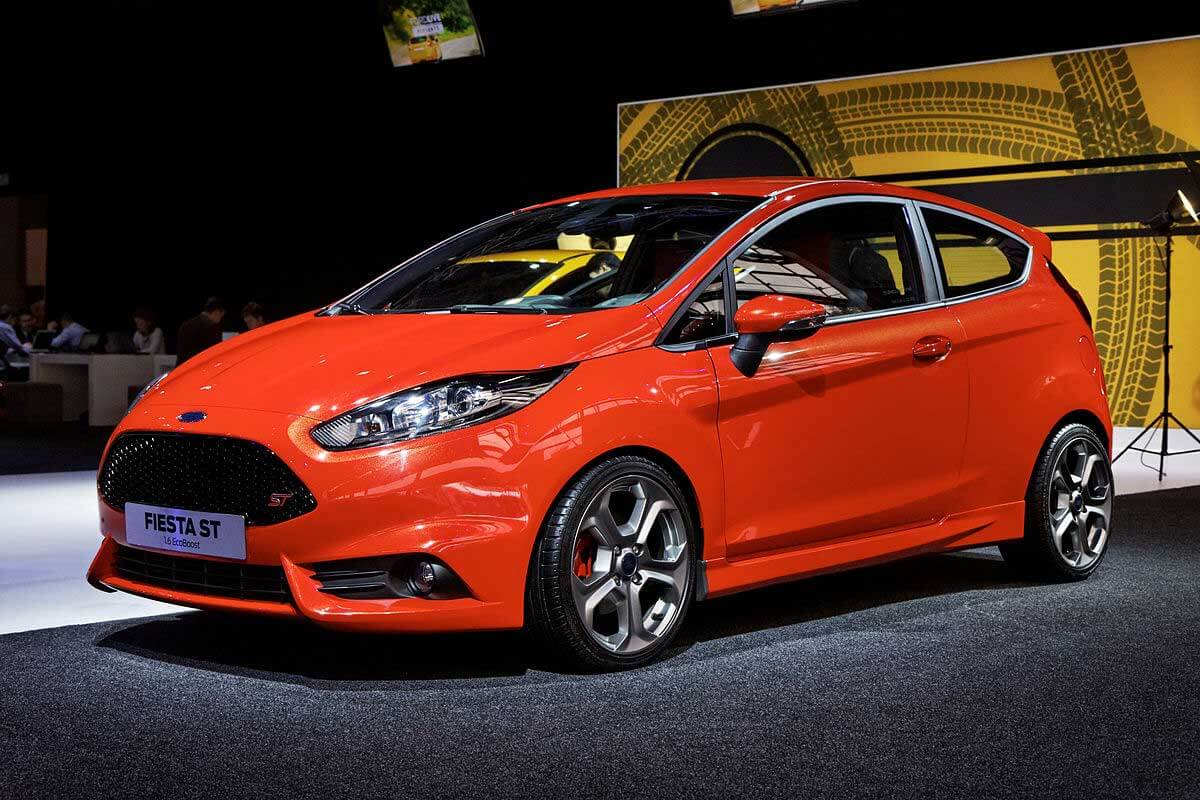 The ford fiesta why its the Uks best selling car