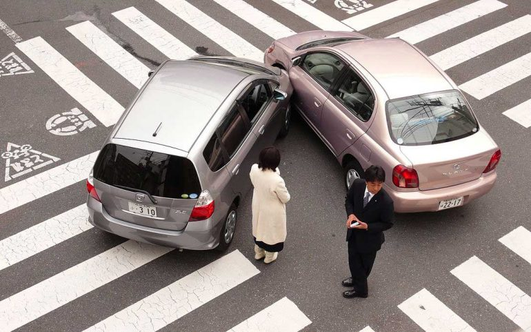 Best Procedure following a Car Accident