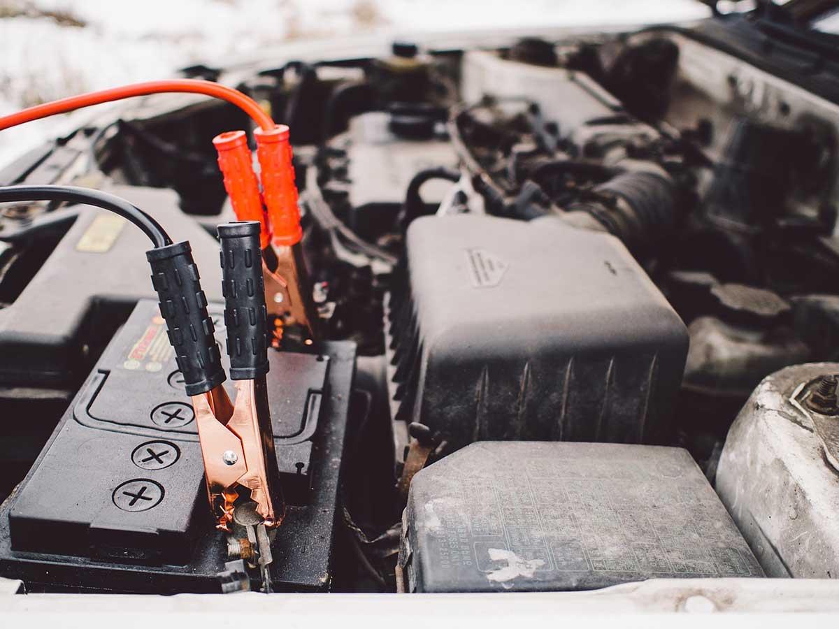 Maintain Car Battery