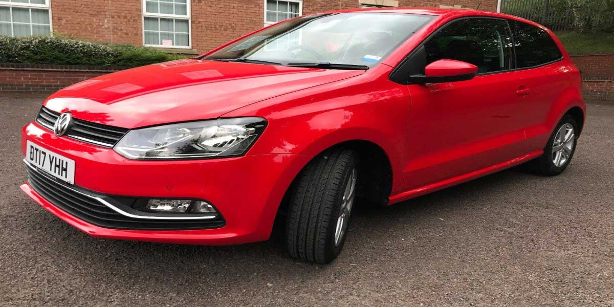Volkswagen polo match launches