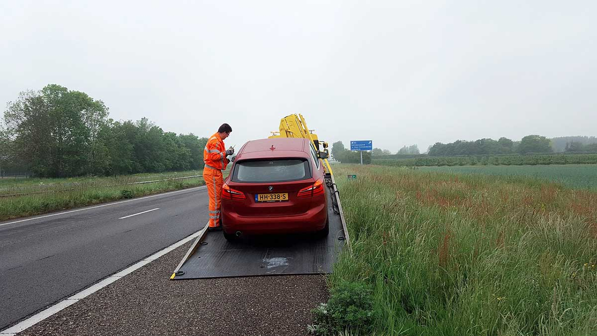 Roadside Assistance is not meant for Old Cars only
