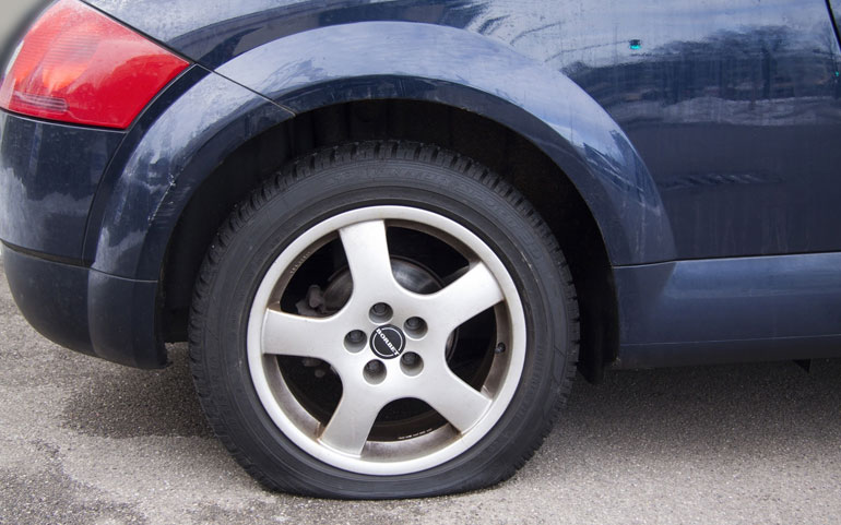 Are You Damaging The Tyres of Your Vehicle