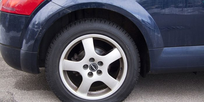 Damaging The Tyres of Your Vehicle