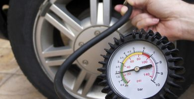 Car Tire Pressure