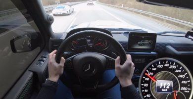 Mercedes AMG G63 GT R