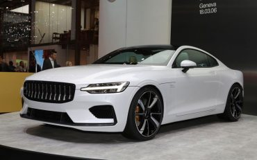 Pre-Order your Polestar 1 Now