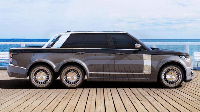 Range Rover 6x6