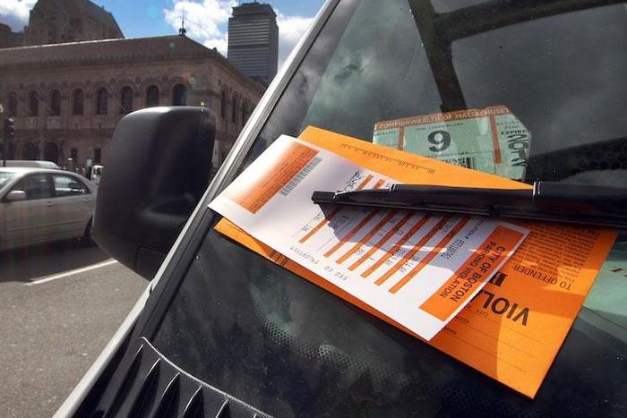 Parking Fines