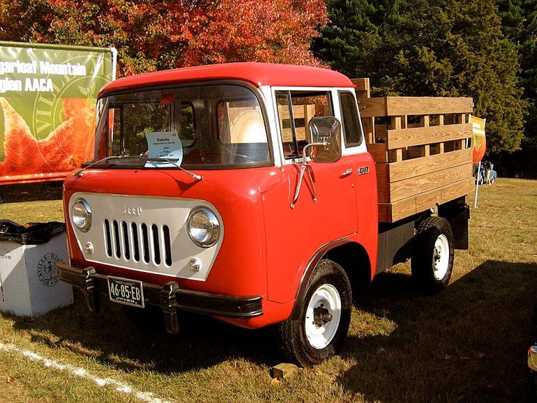 FC 150 truck