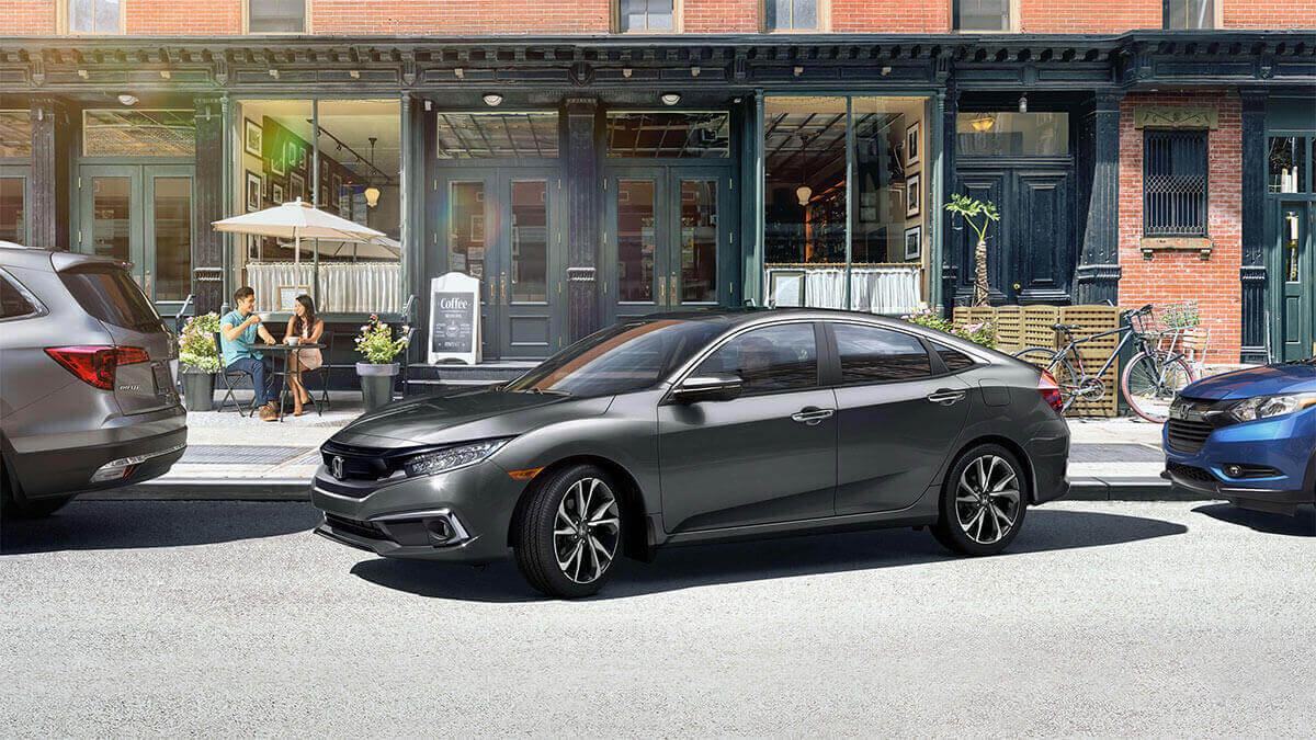 2019 Honda civic sedan review