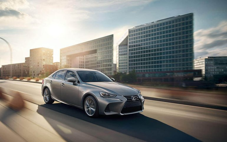 2019 lexus is 300 review