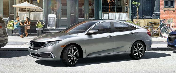 New Honda Civic Sedan for 2019