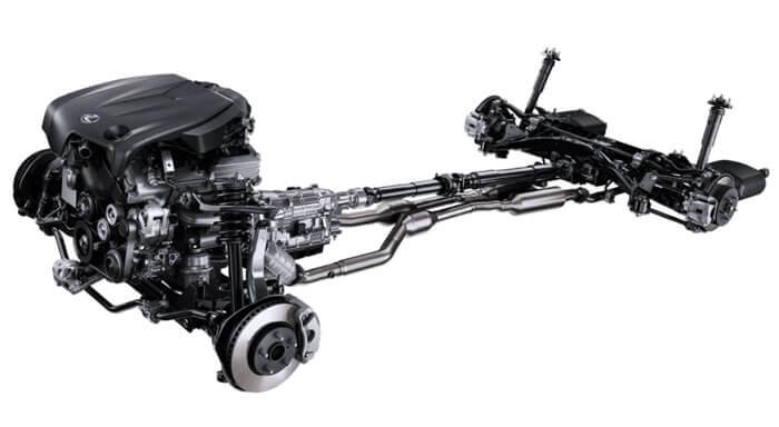 lexus is 300 engine