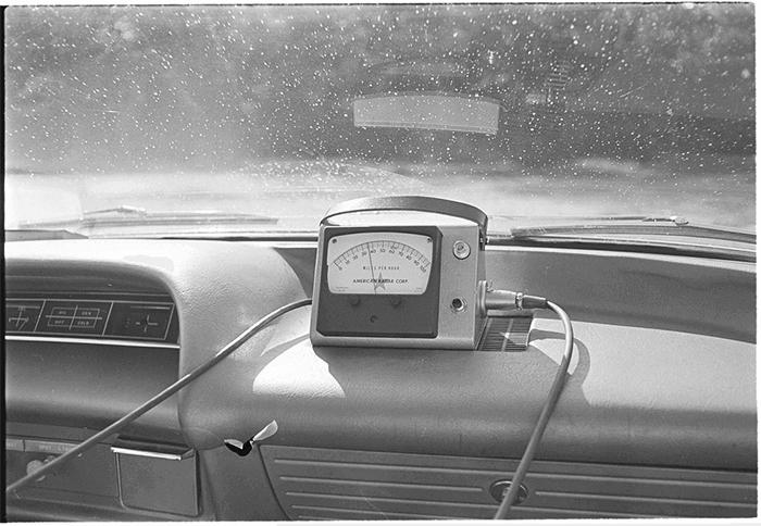 Radar Detecting for speed limit