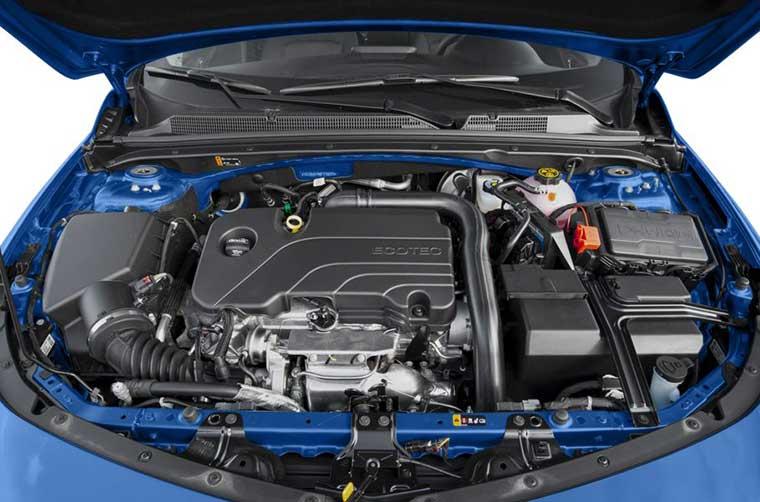 The strength of Chevrolet Malibu.
