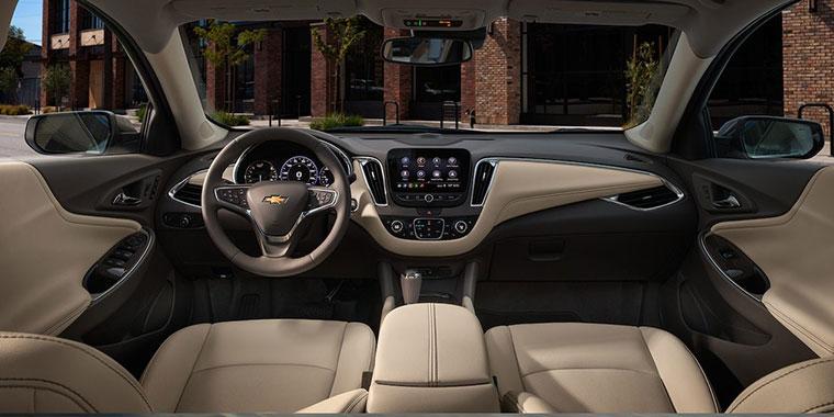 Chevrolet Malibu Interior