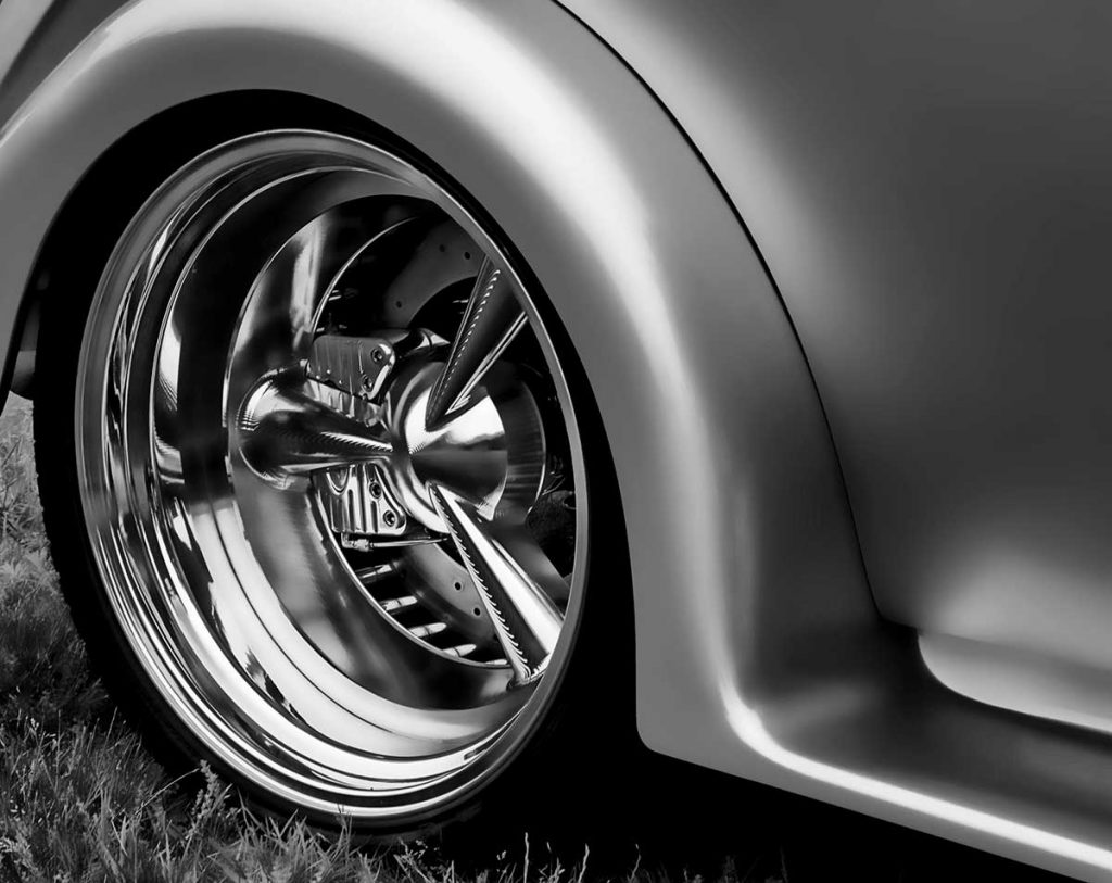 Chrome Wheels and Rims: Benefits | How to Repair