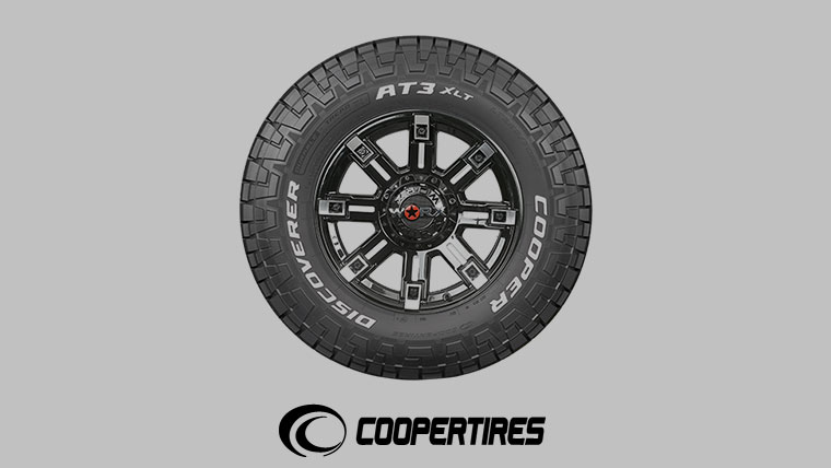 Cooper Discoverer Traction Radial Tire