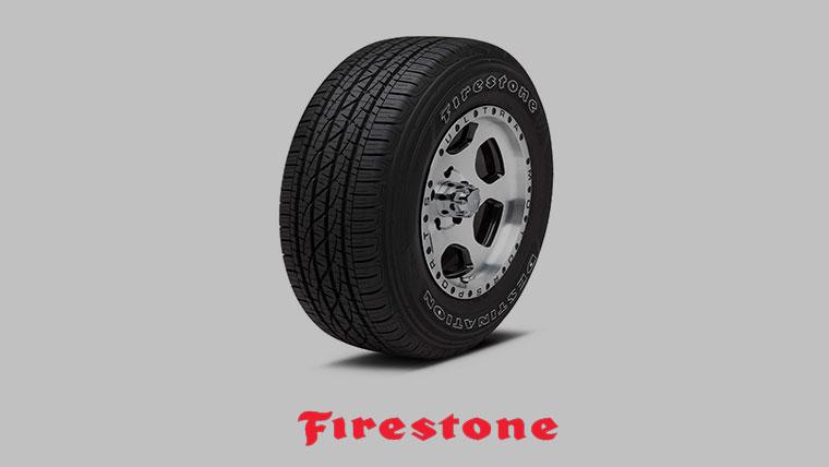 Firestone Destination Tires