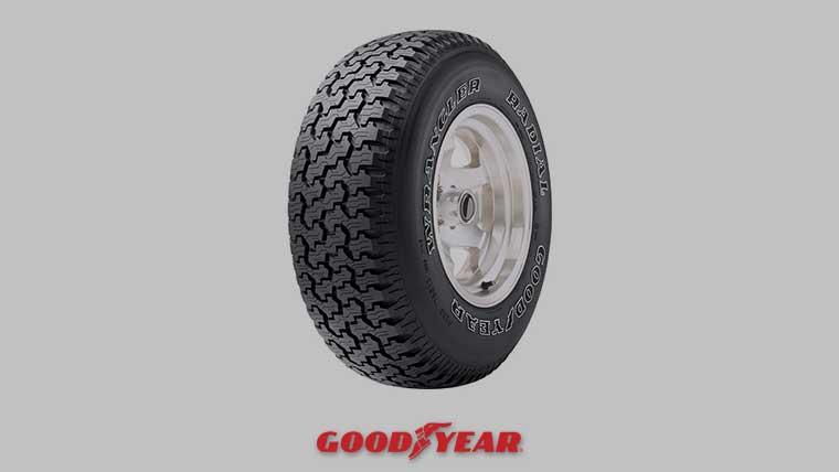 Goodyear Wrangler Radial Tires