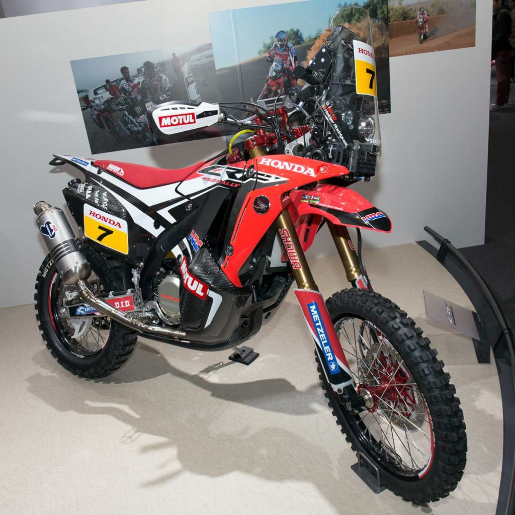 Honda CRF 459L