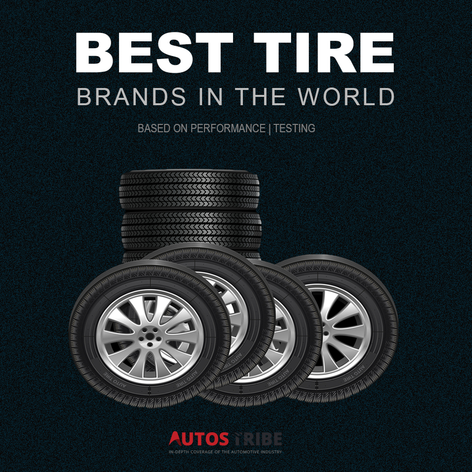 8 Best Tire Brands: Based on Performance | Testing | Reviews