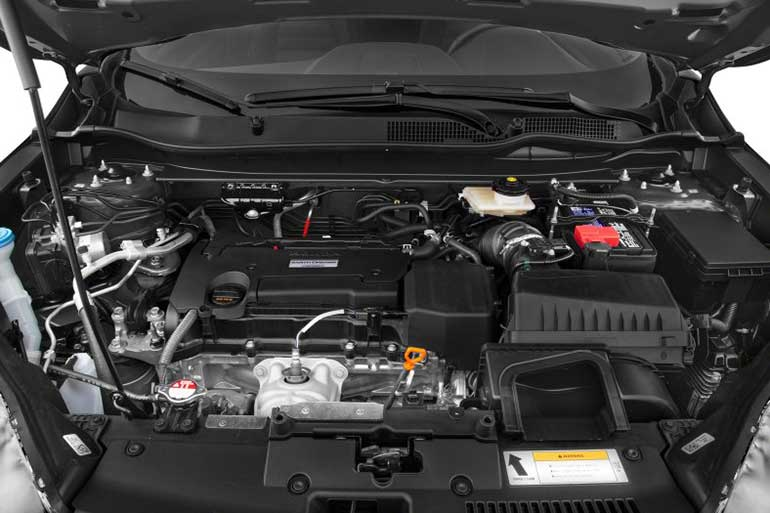 Honda CR-V Engine Review