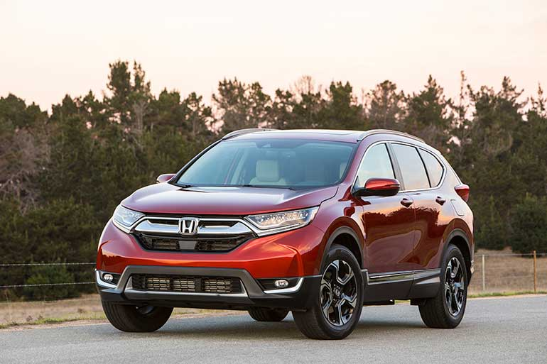 Honda CR-V Exterior Review