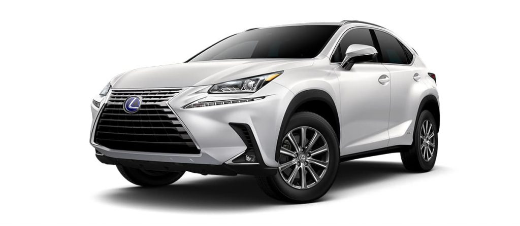 Lexus NX Hybrid is most fuel efficient luxury suv