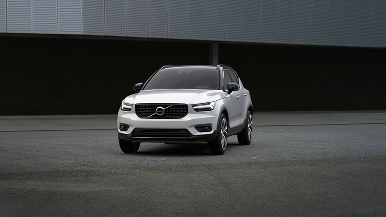 Volvo XC40 T4 is most fuel efficient luxury suv