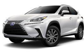 Fuel Efficient Luxury SUV