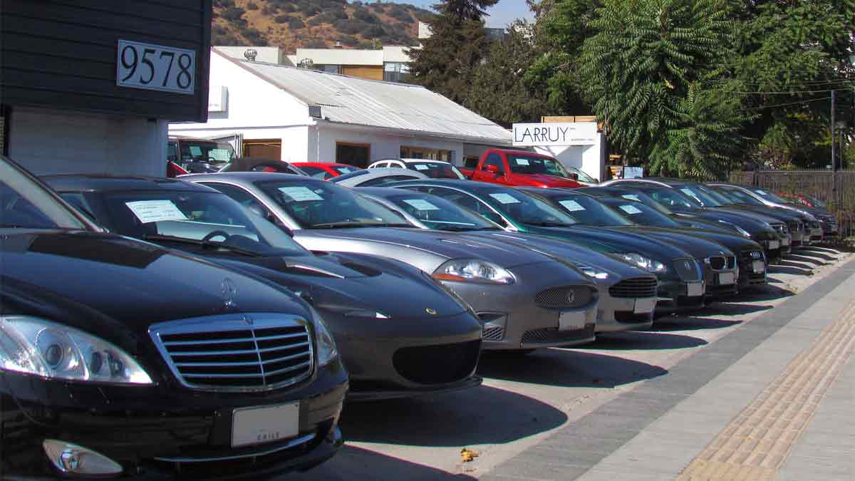 Who Buys Used Cars
