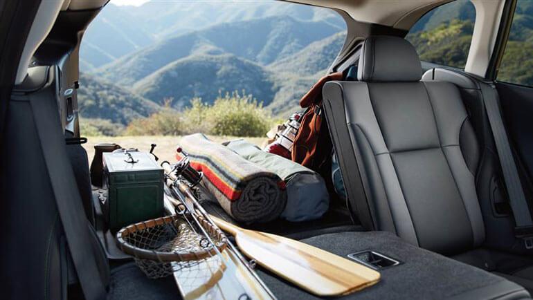 Folding Seat Rearback